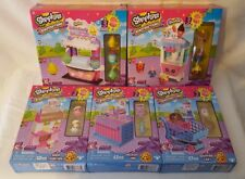 Shopkins Kinstructions - Lot of 5 - New In Boxes