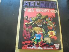 2000AD Graphic Novel ABC Warriors The Mek-nificent Seven