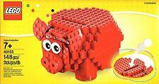 LEGO 40155 sparschwein-schwein-spardose-piggy Coin bank-pig-baussatz-ovp-neu