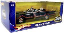 Hot Wheels Batman 1966 TV Series Batmobile 1:18 Scale Die Cast NIB Unopened