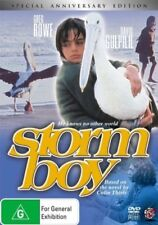 STORM BOY DVD=DAVID GULPILIL-GREG ROWE=REGION 4 AUST RELEASE=NEW AND SEALED