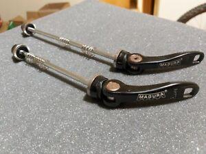 RARE vintage Magura QR quick release skewers