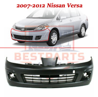 Front Bumper Cover Assembly Primed For 14-15 Versa Note 1.6 NI1000292 FBM223VY0J