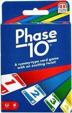 Mattel Phase 10 Card Game - FBN53