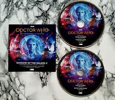 "(5th) Doctor Who #270 - ""Shadow Of The Daleks 2"" (2xCD Audio Plays)"