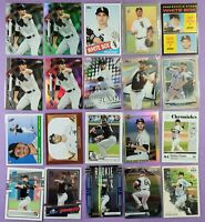 2020 DYLAN CEASE lot of 20 different RCs White Sox Rookie cards
