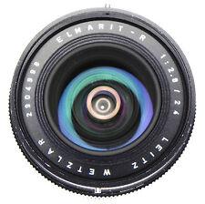 Leica 24mm f2.8 Elmarit R 3 cam  #2904998