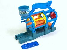 Hot Wheels Turbo Jet Car Wash 2016 Mattel Spinning Rollers Ramp Replacement Part
