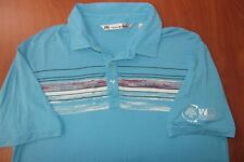 Travis Mathew Waste Management Phoenix Open TPC Scottsdale Stretch Golf Shirt M