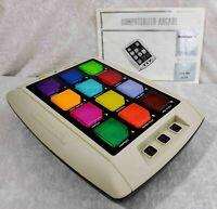 "Vintage Radio Shack 12 Tandy Computerized Arcade 10"" Children's Toy Game 1980"