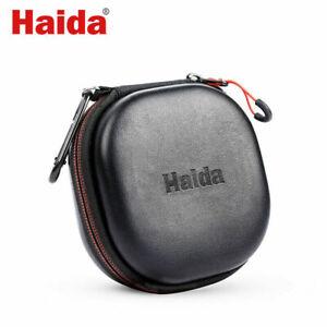 Haida Circular Filter Hard Case Bag (Holds 5 Filters up to 82mm) storage box