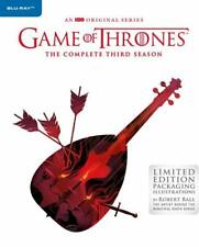 Game of Thrones: Season 3 (BLU-RAY + DIGITAL) BRAND NEW + FREE SHIPPING