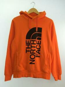 The North Face  S Orn Orange Cotton Fashion parka 9669 From Japan