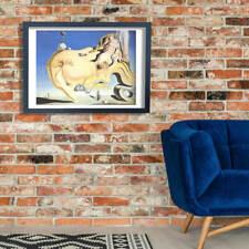 Salvador Dali - The Great Masturbator Wall Art Poster Print
