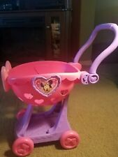 Minnie Mouse Boutique Toy Shopping Cart