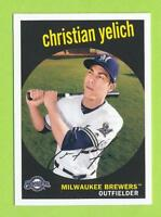 2018 Topps Archives - Christian Yelich (#86)  Milwaukee Brewers