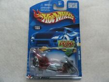 Fright Bike Collector #133     Hot Wheels