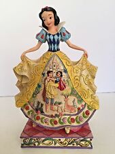 Disney Parks Figurine Traditions by Jim Shore Snow White Fairy Tale Endings