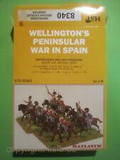 NEU 1:72 HäT 8340 Napoleon British Dragoons cavalry Sampler Atlantic Style Box