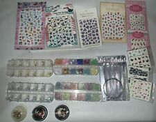 Nail Art Accesories Supply Lot
