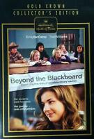 Beyond the Blackboard (DVD, Collector's Edition, 2011) Ships within 12 hours!!!