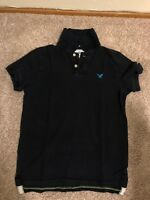 American Eagle Outfitters AEO Men's Slim Fit Polo Shirt Extra Small