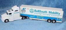Vintage 1996 Racing Champions BellSouth Mobility Semi Truck & Trailer Nascar #87