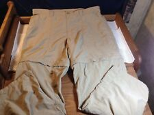 Ex Officio Convertible Zip Off Hiking Pants Mens XL 40-42 Inseam 32