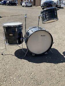 Vintage Premier Olympic Drumkit