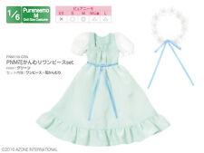Azone Pureneemo PNM Flower Crown Dress Set Green 1/6 Obitsu Blythe Pullip Momoko