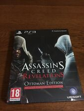 Assassin's Creed Revelations Ottoman Edition Ps3 Nuovo Sigillato New Sealed