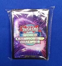 Yu-Gi-Oh! 2014 WORLD CHAMPIONSHIP QUALIFIER SLEEVES KONAMI 80 ct
