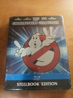 Ghostbusters collection steelbook bluray