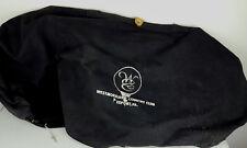 Vtg Westmoreland Country Club Export Pennsylvania Pa Black Canvas Zip Golf Bag