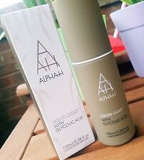 Alpha H Liquid Gold Glycolic Acid 100ml(RRP £33.50) New In Retail Official Box
