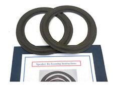 """8"""" INCH WOOFER SPEAKER FOAM EDGE REPAIR KIT JBL LX-440, LX-500. LX-700 LX-800"""