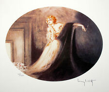 """LOUIS ICART """"SAPHO"""" Signed Limited Edition Small Giclee Art"""