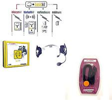 """N-COM NOLAN  BASIC KIT N84 + CAVO MOBILE WIRE TIPO """" A """""""
