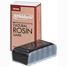 DAddario Natural Rosin Dark for Violin viola cello vr300