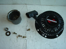 "Tecumseh Engine Recoil Starter Cup Assy OH195 OH195XA 35985C 1/2"" Hole"