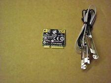 HP DV6-2112SA Genuino Notebook WiFi Board con lead DL
