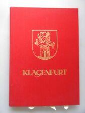 Klagenfurt 1970 Kärnten Österreich Chronik Ortschronik