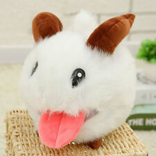 "Cute 9.9"" League of Legends LOL Limited Poro Figure Doll Plush Stuffed Toy"