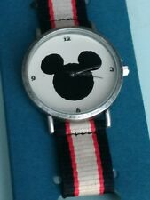 Disney/Mickey Mouse Logo on face of Wrist Watch (kids)