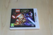 lego Star Wars The Force Awakens 3DS UK Pal New Sealed