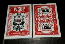 2 World Series of Poker Playing Cards Brand New