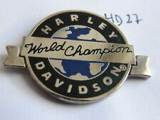 HARLEY DAVIDSON - WORL CHAMPION - Pin.HD27