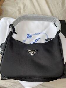 Superbe  Sac Prada,  Bag Prada Nylon