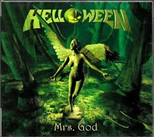 CD MAXI / HELLOWEEN - MRS GOD / COMME NEUF