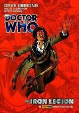 Doctor Who: Vol 1: The Iron Legion by Pat Mills, John Wagner (Paperback, 2004)